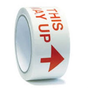 48mm x 50m This Way UP Tape